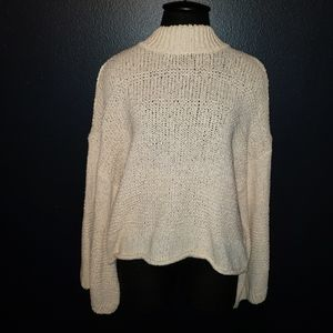 Topshop sweater with flared arms